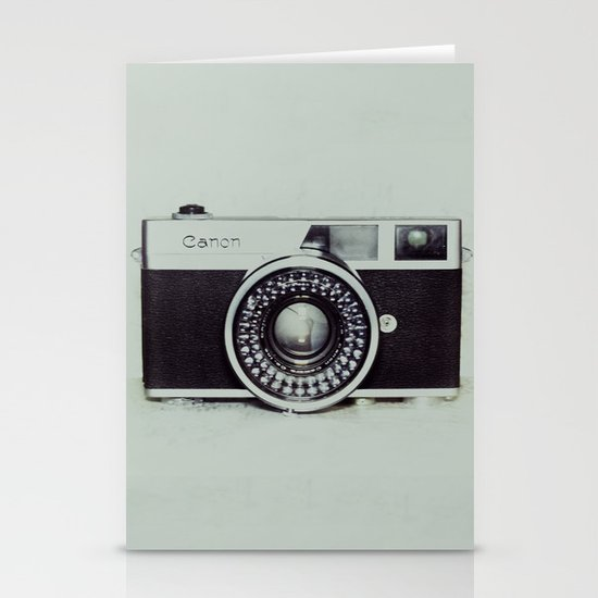 Film Camera Love: Canon Stationery Cards