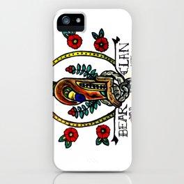 Bear Clan Pride iPhone Case