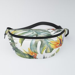TROPICAL GARDEN Fanny Pack