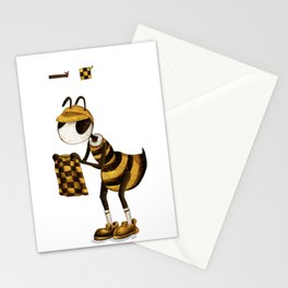 Chose bee Stationery Cards
