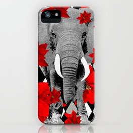 ELEPHANT #5 iPhone Case