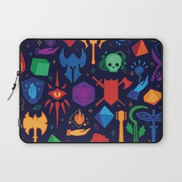 DnD Forever - Color Laptop Sleeve