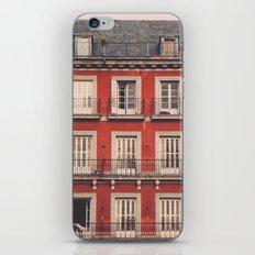 Plaza Mayor iPhone Skin