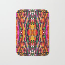For the World Sugarcane - Alicia Jones - Pattern Bath Mat