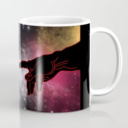 A Touch too Much – Universe Coffee Mug