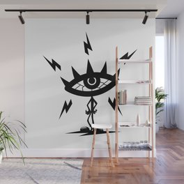 Magnetism Wall Mural