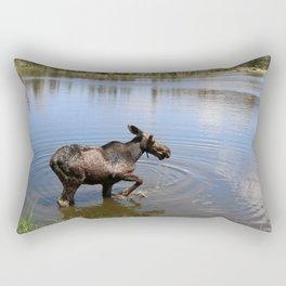 Range The Lake Rectangular Pillow
