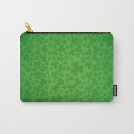 irish, ireland, shamrock, irish gifts women, luck of the irish, irish gift, three leaf clover Carry-All Pouch
