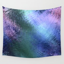 Stained Glass Wall Tapestry