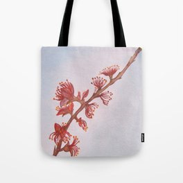 Almond Branch Tote Bag