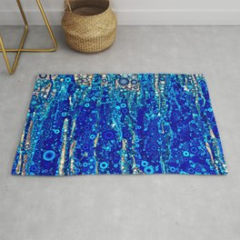 Bubbling Waters Rug