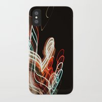 inception iPhone & iPod Cases featuring Inception by Courtney Decker