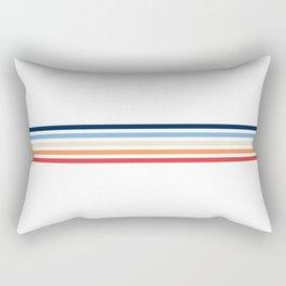 Vintage T-shirt No5 Rectangular Pillow