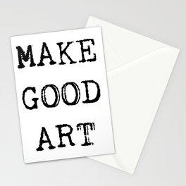 Make Good Art Stationery Cards