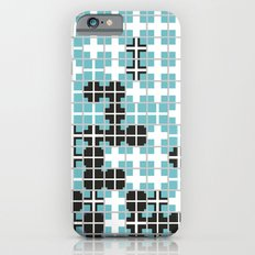 White Crosses Slim Case iPhone 6s