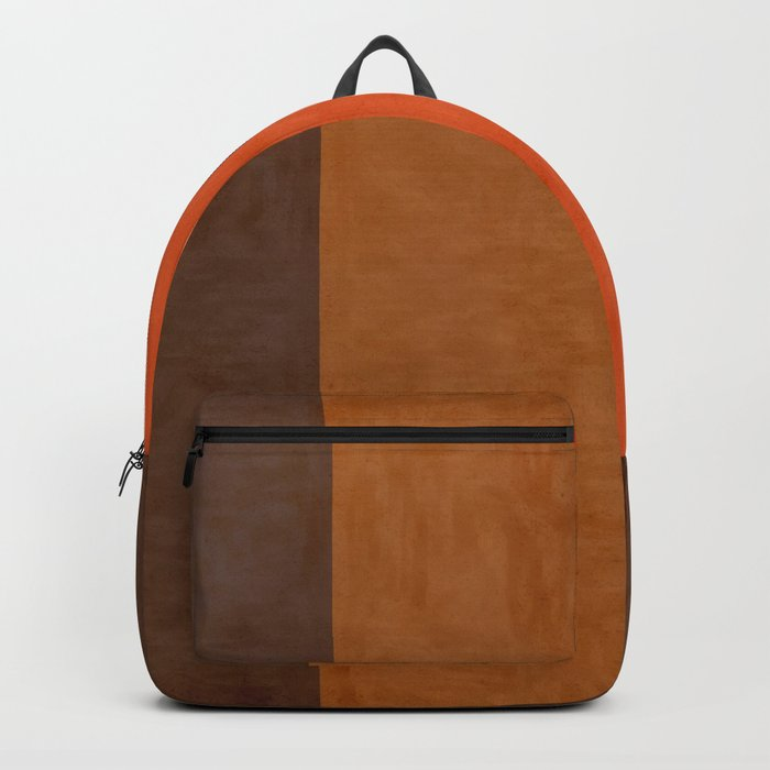 Shades of Brown Backpack