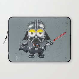 Darth Vader minion style Laptop Sleeve