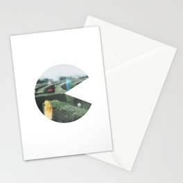 Sir, We Are Hunting Ghosts Stationery Cards