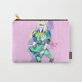 Hedda In Motion XO Carry-All Pouch