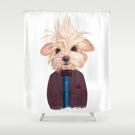 Willis Shower Curtain