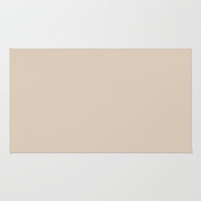 Monochrome collection Beige Rug