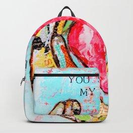 You Steady My Heart Backpack