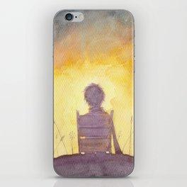 47 Sunsets iPhone Skin