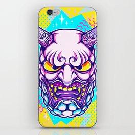 Neon Noh - Daikijin iPhone Skin