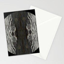 Oak Tree Bark Horizontal Nature Pattern by Debra Cortese Designs Stationery Cards