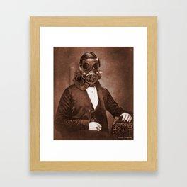 Dr. Blackwell  Framed Art Print