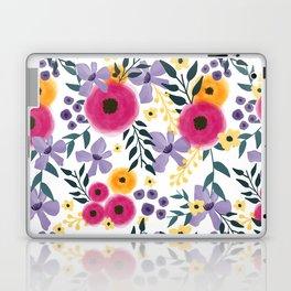 Spring Floral Bouquet Laptop & iPad Skin