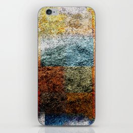 the last wrapping paper iPhone Skin