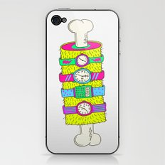 Never enough watches iPhone & iPod Skin