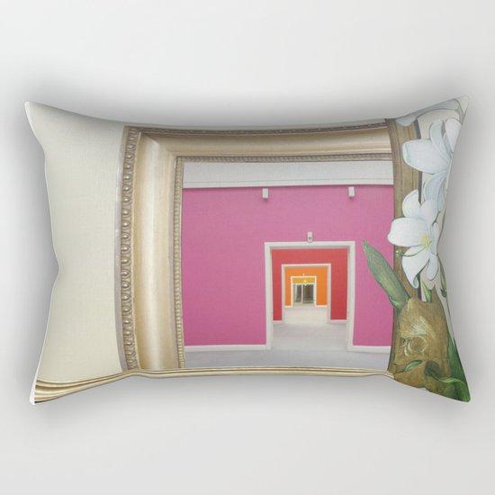 RahmenHandlung 3 Rectangular Pillow