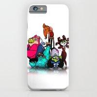 Bad Guys Slim Case iPhone 6s