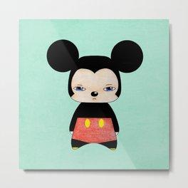 A Boy - Mickey Mouse Metal Print