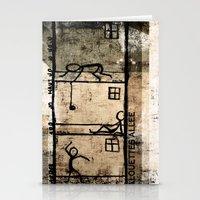 jojo Stationery Cards featuring jojo by woman