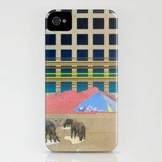 Almost Blue Slim Case iPhone (4, 4s)
