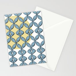 Leafs in the Sun Stationery Cards