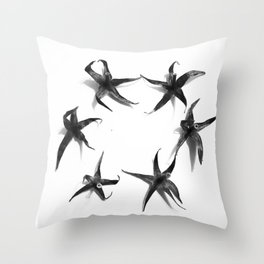 Come matisse Throw Pillow