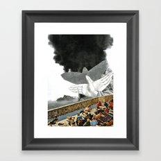 Endless Wars, Will They Ever End? Framed Art Print