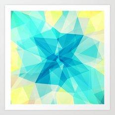 Sun Shimmer Art Print