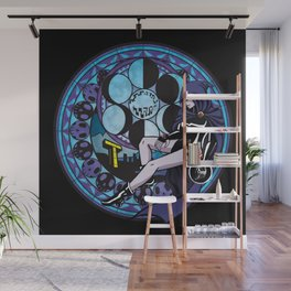 Raven's Birth by Sleep Wall Mural