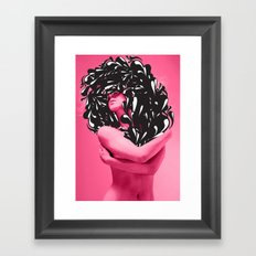 In love with inspiration 1   Framed Art Print