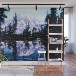 Mt. Rainier Wall Mural