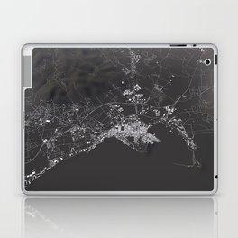 Ibiza City Map  Laptop & iPad Skin