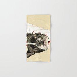 French Bulldog II Hand & Bath Towel
