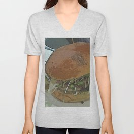 Big City Burger DPPA140817a Unisex V-Neck