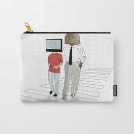 MEDIA COMMUNICATION Carry-All Pouch