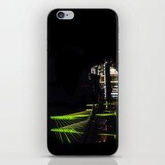 Tilikum Greens iPhone & iPod Skin